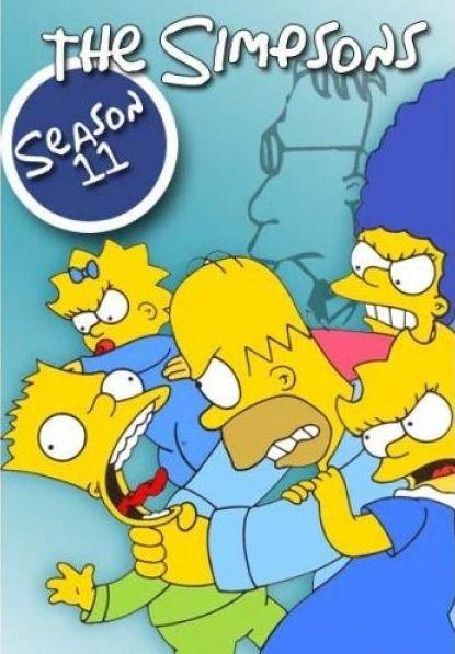 Симпсоны \ The Simpsons 11 сезон
