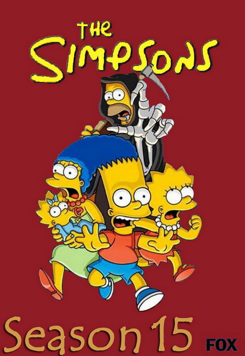 Симпсоны \ The Simpsons 15 сезон