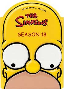Симпсоны \ The Simpsons 18 сезон