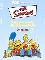Симпсоны \ The Simpsons 20 сезон