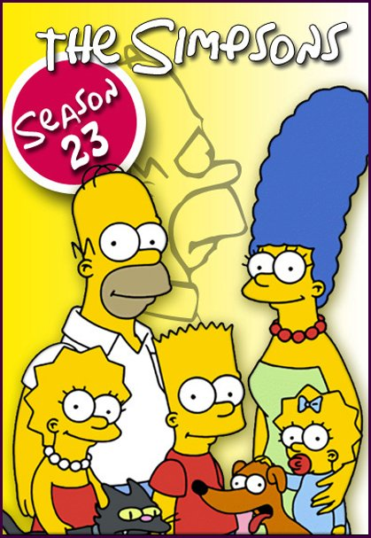 Симпсоны \ The Simpsons 23 сезон