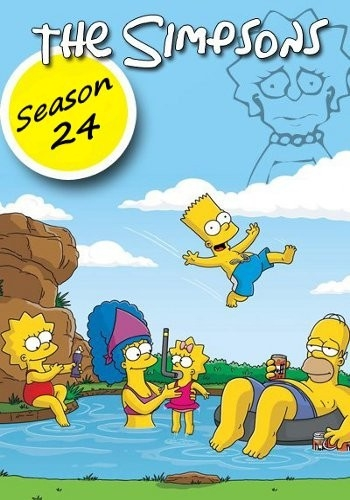 Симпсоны \ The Simpsons 24 сезон